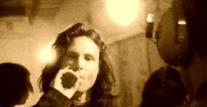 "American Night. The Doors, by Henry Diltz. James Douglas ""Jim"" Morrison ☮ [Dec 8, 1943 ― July 3, 1971] ♡ The Doors. #JimMorrison #TheDoors #Music #Rock #Legend #Pamela #Courson #Art #Siddons"