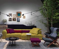 Strips Sofa by Arflex | Haute Living