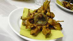 Carciofo alla Giudia - Lazio - Wikipedia