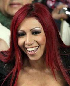 chiquita putas cabello rojo
