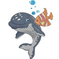 Baby Humpback Whale embroidery design collection is digitised for the inch hoop x and is available in ART DST EXP HUS JEF PES VIP and XXX formats Humpback Whale, Whales, Vip, Embroidery Designs, Dinosaur Stuffed Animal, Baby, Animals, Collection, Baleen Whales
