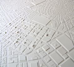 on something Cut Paper / Stephanie Beck