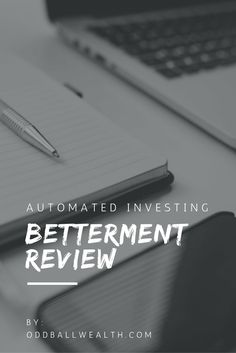 Betterment Review - Betterment is great for young investors. They make managing investments simple for beginners with simple asset allocation, low-cost portfolio management and goal setting. Their Retirement Guide Calculator can help with retirement planning by including your existing investment accounts. Read review here: http://oddballwealth.com/investing-made-simple-betterment-review/  #Investment #Finance #Retirement #Life #PersonalFinance