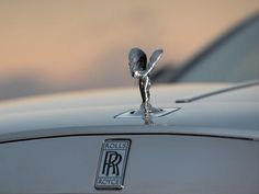 The Spirit of Ecstasy - Rolls-Royce through the years - Pictures - CBS News