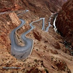 17 Dades Gorges