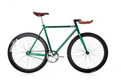 Quella Bicycle One 2015 - Racing Green