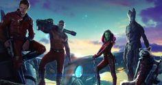 #GuardiõesdaGaláxia2 | Primeiro material será mostrado na Comic Con de San Diego