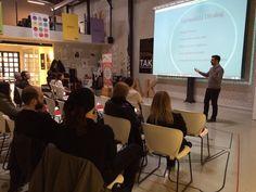 Karanlıkta Diyalog Istanbul Kurucu Ortağı Hakan Elbir ilham verici hikayesini katılımcılarımızla paylaşıyor!