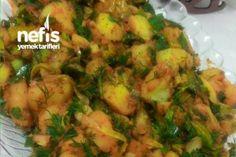 Gaziantep Patates Salatası (Piyazı) Tarifi