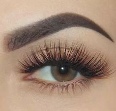 Schedule an appointment with Esthetician Sabrina for lash extensions, eye brow maintenance and makeup. Schedule an appointment with Esthetician Sabrina for lash extensions, eye brow maintenance and makeup. Makeup Goals, Love Makeup, Makeup Inspo, Makeup Inspiration, Thicker Eyelashes, False Eyelashes, Long Lashes, Permanent Eyelashes, Fake Lashes