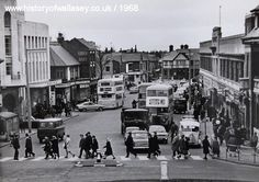 The story of how we shopped in Wallasey Road, Liscard, Wallasey. Liverpool City Centre, Liverpool Town, New Brighton, Nice View, Old Photos, Britain, Places To Visit, England, Street View