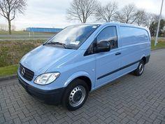 Search and find your new van in the large stock of used vans Mercedes Van, Mercedez Benz, Vans, Vehicles, Van, Rolling Stock, Vehicle, Tools