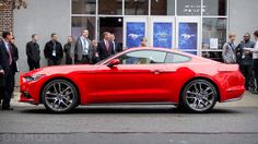 Ford's New Mustang: Designed For the Future, Without Ignoring the Past #slick #mustang