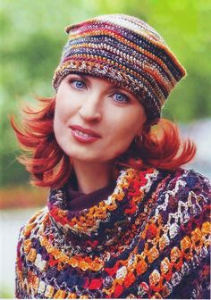 Delicadezas en crochet Gabriela: Capas