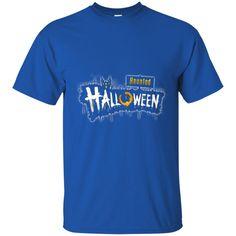 Halloween T shirts Haunted Hoodies Sweatshirts