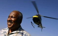 Anthony Pachot, LASD's first black Helicopter Pilot, passed away Feb 11, 2013 from Cancer.