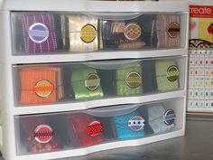 Amazing Ribbon Storage That I Absolutely Love » Organization » Amazing Paper Grace