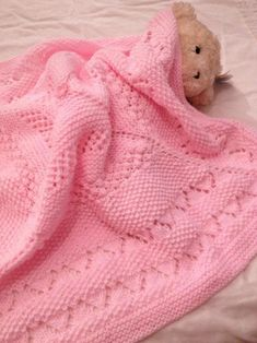 1110e25590d7 29 Best MY BABY BLANKET KNITTING PATTERNS images