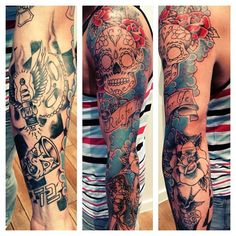 Luis from Louis' Boutique tattoo studio, Belgium  TattooStage.com - Ratings and reviews for tattoo artists and studios. #tattoo #tattoos #ink