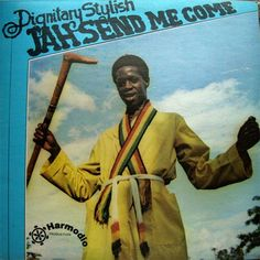 This is another Wilfred Limonious album cover. This time, Limonious lends his artistic skills to 'Jah Send Me Come' an album released by the wonderfully named Dignitary Stylish in 1986 on Harmodio Records. More - http://reggaealbumcovers.com/dignitary-stylish-%E2%80%8E-jah-send-me-come-1986/
