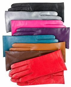 Charter Club Gloves, Cashmere Lined Leather Gloves - Hats, Gloves & Scarves - Handbags & Accessories - Macy's
