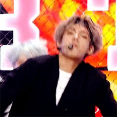 On fire   JUST BTS TAEHYUNG