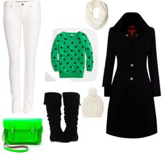 Designer Clothes, Shoes & Bags for Women Winter Green, Shoe Bag, Polyvore, Stuff To Buy, Shopping, Collection, Design, Women, Fashion