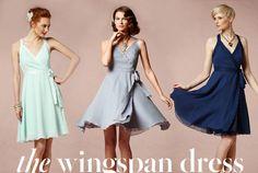 The Wingspan Dress
