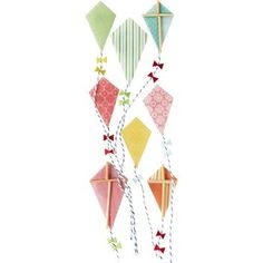 Kite Stickers   Paper Source   ♥