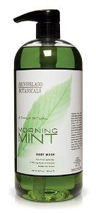 Archipelago Botanicals Morning Mint Hand Wash - 16 fl. oz by Bee Line Industries. $8.50. It's a soothing body wash that uses a vibrant Mint scent to bring your senses and skin back to life each time you shower.. Ideal for those of all skin types who want a rich, revitalizing body wash.. Massage onto wet body skin in the shower. Work into a rich lather and rinse thoroughly.. Entice and invigorate your senses with the inviting scent of Archipelago Botanicals Morning Mint Body Wa...