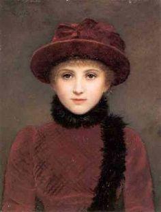 Kate Perugini, English (1839 – 1929). Обсуждение на LiveInternet - Российский Сервис Онлайн-Дневников