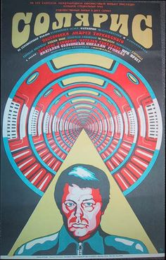 Poster for Solaris 1972