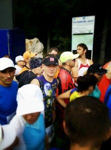 Letni Bieg Piastów - przed startem półmaratonu http://goo.gl/ULKTQi #Jakuszyce #Izery