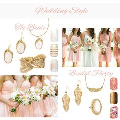 Wedding style: Chloe+Isabel and Jamberry https://www.chloeandisabel.com/boutique/liannad