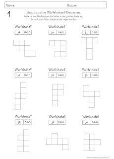 klassenarbeit zu geometrie mathematik unterricht grundschule. Black Bedroom Furniture Sets. Home Design Ideas