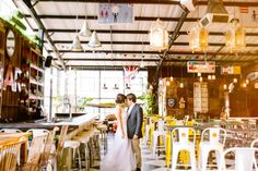 Katy's Palace Bar | Urban Wedding Venue