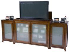 the whisper lift ii valuepriced tv lift mechanism rv pinterest tv lift mechanism tvs and faux walls
