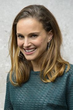 Natalie Portman in Europe promoting 'Thor.' Makeup by Pati Dubroff. Hair by Danilo. Styled by Kate Young.