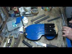 Доводка лезвия - яшма - YouTube