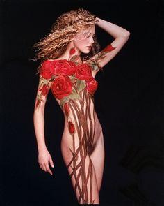 Howard Schatz, Nude body Nude, 1999