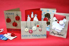 0 new handmade christmas cards collection (15)