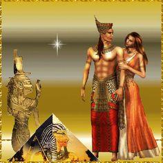 لوحات فرعونية نادرة