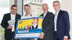 Alle fünf Jahre wird in Ravensburg das Rutenfest gefeiert. Das aktuelle Rutenfestmotiv gibt es jetzt auch als Briefmarke. Die selbstklebende Marke kann an den rund 270 Verkaufsstellen der südmail oder in deren Online-Shop erworben werden. Sie zeigt ein Mädchen aus…