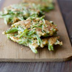 Fritos de porotos verdes / Green beans patties | En mi cocina hoy