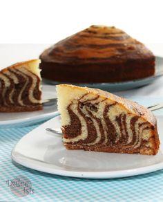 Dulce Isis: Torta Cebra
