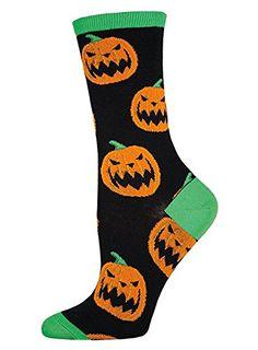 "Socksmith Womens Novelty Halloween Socks ""Halloween Pumpk... https://www.amazon.com/dp/B014JUY46C/ref=cm_sw_r_pi_dp_x_BjLUybA9WSMFG"
