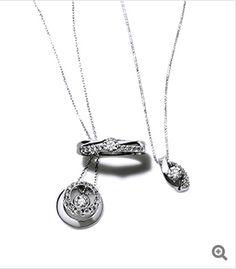 f762be014 Thanks Days Platinum サンクスデイズ・プラチナ Platinum & Diamond Jewelry