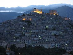 Morano Calabro is a town and comune in the province of Cosenza in the Calabria region of southern Italy.