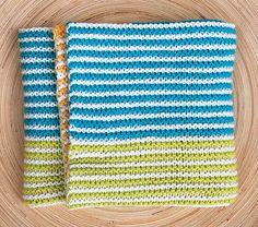 Ravelry: Seaside Blanket pattern by Craig Rosenfeld