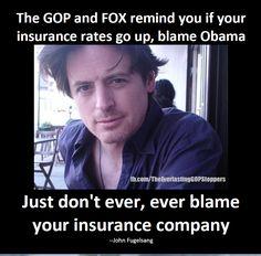 insurance company fucked
